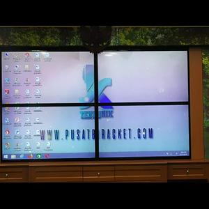 Dari samsung TV lcd smartsignage 1