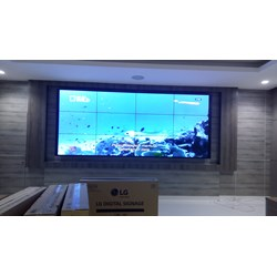 instalasi videowall By Klt Bracket Mandiri