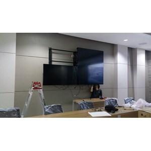 instalasi videowall