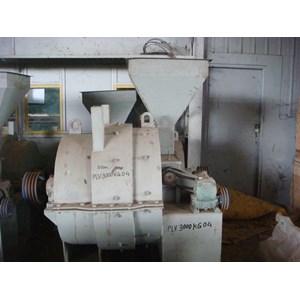 Mesin Pulverizer 3000Kg Per Jam