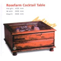 Sell Rosefarm Cocktail Table
