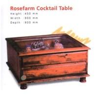 Rosefarm Cocktail Table
