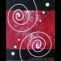 Lukisan Abstrak Ssi-120