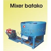 Mesin Mixer Pengaduk Semen 1