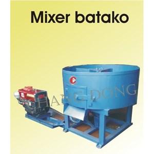 Mesin Mixer Pengaduk Semen