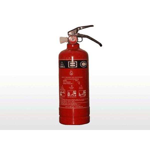 Fire Extinguisher ABC Dry Chemical Powder SM-1 1Kg