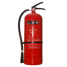 Fire Extinguisher ABC Dry Chemical Powder SM-6 6Kg