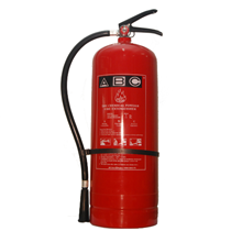Fire Extinguisher ABC Dry Chemical Powder SM-9 9Kg