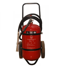 Fire Extinguisher ABC Dry Chemical Powder SM-35 35