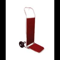 Jual Luggaged Cart 2 Wheel Stainless Steel