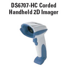 DS6707-HC Corded Handheld 2D Imager