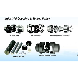 Industrial Coupling & Timing Pulley