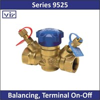 VIR - Series 9525 - Balancing Terminal On-Off