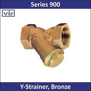 VIR - Series 900 - Y-Strainer Bronze