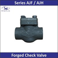 SWI - Series AJF AJH Forged Check Valve 1