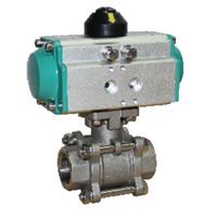 Ball Valve Series BV3D-KP 1