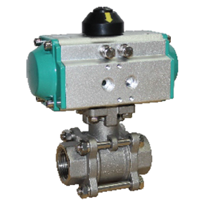 Ball Valve Series BV3D-KP