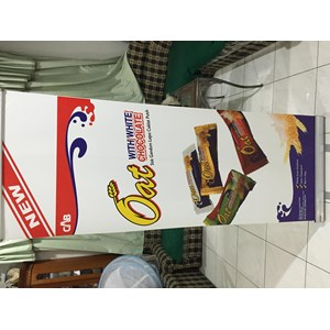 Roll up banner By CV. Margaseta