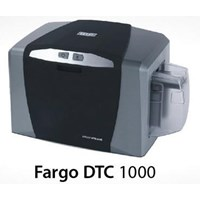 Dtc1000me Monochrome ID Card Printer - Encoder 1