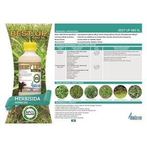 Best Up 480 Sl - Glyphosate Ipa 480 Per Gram Liter
