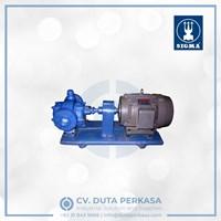 Intersigma Gear Pumps Low Pressure Rotary Type ZPG Series Duta Perkasa