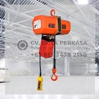 Superior Electric Chain Hoist 3 Ton HHXG-A-030-3S Series Duta Perkasa