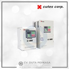 Cutes Corp High-performance Flux Vector Inverter Model CT-3000-CT-3000FP Duta Perkasa