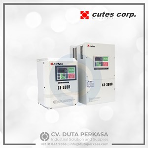 Cutes Corp High-performance Flux Vector Inverter Model CT-3000-CT-3000FP Duta Perkasa
