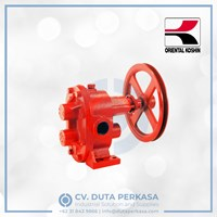 Oriental Koshin Gear Pump GC Series - Duta Perkasa