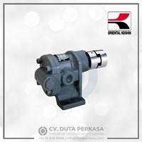 Oriental Koshin Gear Pumps Type GL Series Duta Perkasa