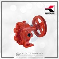 Oriental Koshin Gear Pumps Type GB Series Duta Perkasa
