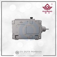 Guomao Industrial Gearbox Type V Series Right Angle - Duta Perkasa