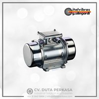 Italvibras Vibrator Motor Type MVSS Series Duta Perkasa