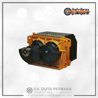 Italvibras Vibrator Motor Type VU Series Duta Perkasa