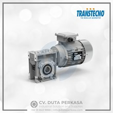 Transtecno Worm Gear Motors Type CM Series Duta Perkasa