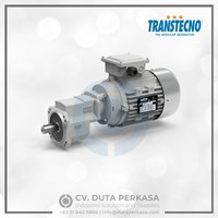 Transtecno Single Stage Helical Gear Motor Type PU-PG Series - Duta Perkasa
