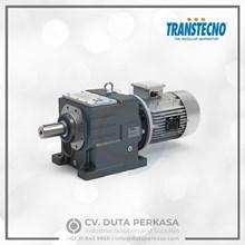 Transtecno Inline Helical Geared Motor Type ITH - Duta Perkasa