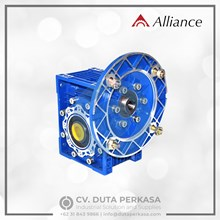 Alliance Gear Worm Gearbox Type RV Series - Duta Perkasa