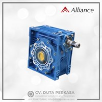 Alliance Gear Worm Gearbox Type RVL Series - Duta Perkasa
