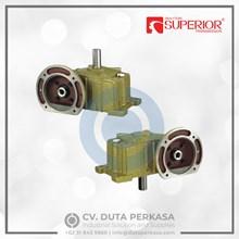 Superior Transmission Worm Gear Box WPDO & WPDX Series - Duta Perkasa