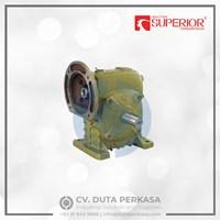 Superior Transmission Worm Gear Box WPDS Series - Duta Perkasa