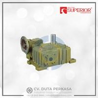Superior Transmission Worm Gear Box WPEDO Series - Duta Perkasa