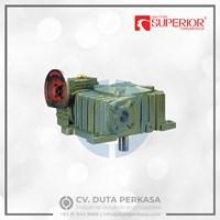 Superior Transmission Worm Gear Box WPEDX Series - Duta Perkasa