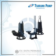 Tsurumi Submersible Impeller Pump Type B Series Duta Perkasa