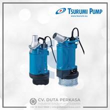 Tsurumi Submersible Pump (Wastewater & Dewatering) Type KTZ Series - Duta Perkasa