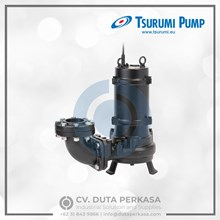 Tsurumi Cast Iron Submersible Wastewater Pump Type NH Series - Duta Perkasa