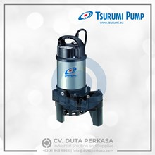 Tsurumi Submersible Pump (Wastewater & Dewatering) Type PU Series - Duta Perkasa