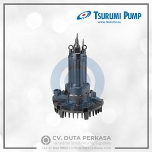 Tsurumi Submersible Self Arpiration Aerator Pump Type TRN Series - Duta Perkasa