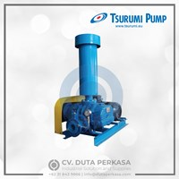Tsurumi Root Blower Type TSR Series - Duta Perkasa