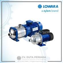 Lowara Horizontal Multistage Pump Type HM Series Duta Perkasa